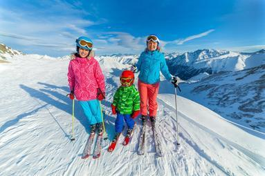 Private Ski Lessons for Families in Hasliberg