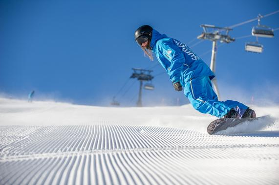 Private Snowboarding Lessons for All Levels - Afternoon