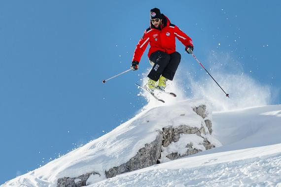 Freeriding and Telemark Private for Adults ? All Levels