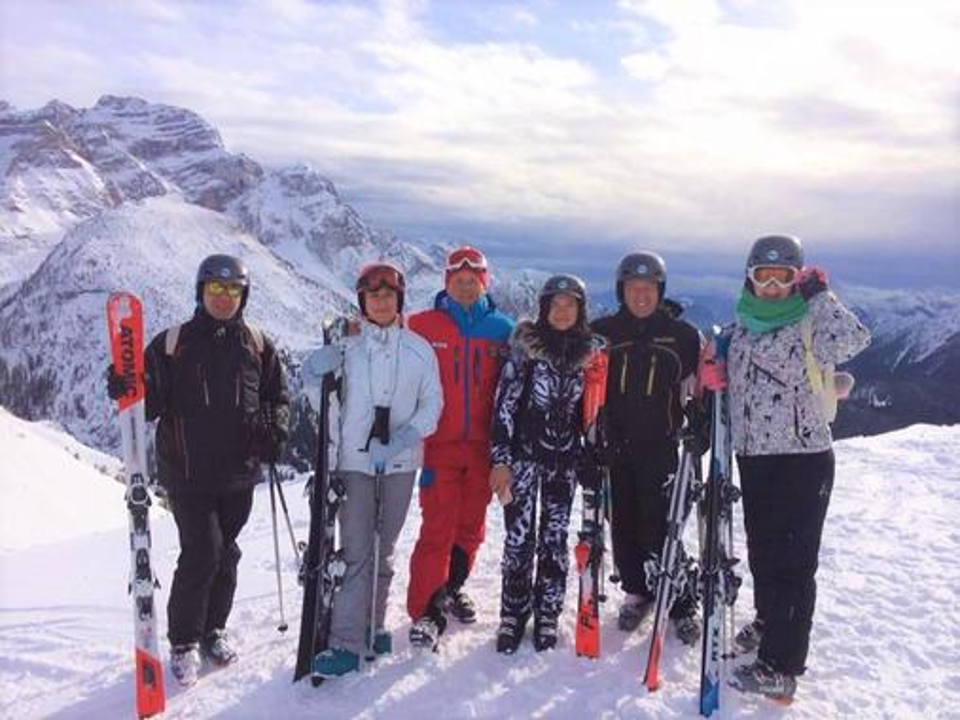 Ski Excursion in the Skiarea of Pinzolo for Advanced Skiers