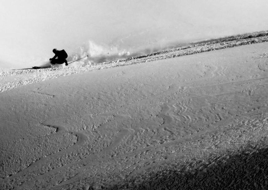 Private Off Piste Ski coaching Half Day