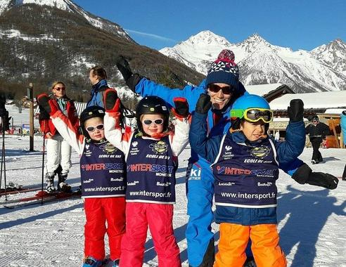Private Ski Lessons for Kids (from 4 years) - All Levels