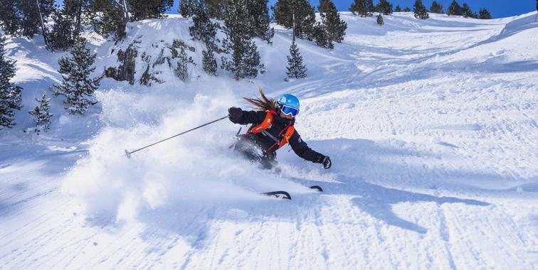 Ski Lessons for Adults for all Levels