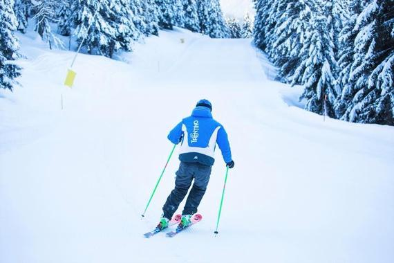 Ski Lessons for Adults of all Levels