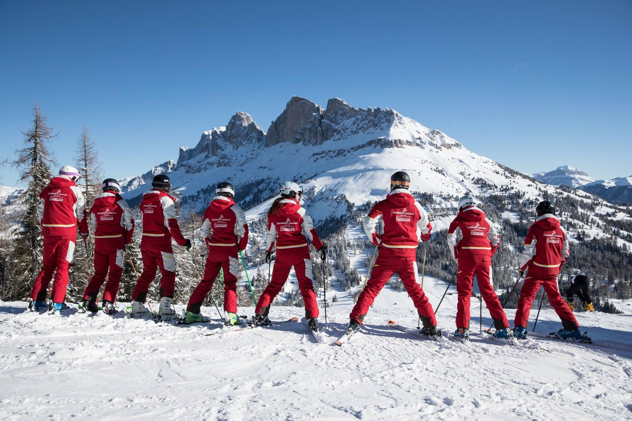 Ski Lessons for Adults - Beginner