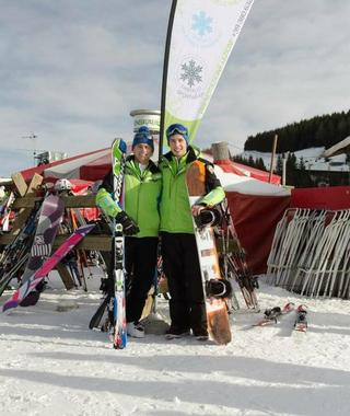Ski Lessons for Adults - Christmas - All Levels
