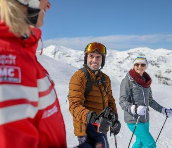 Adult Ski Lessons for All Levels - February