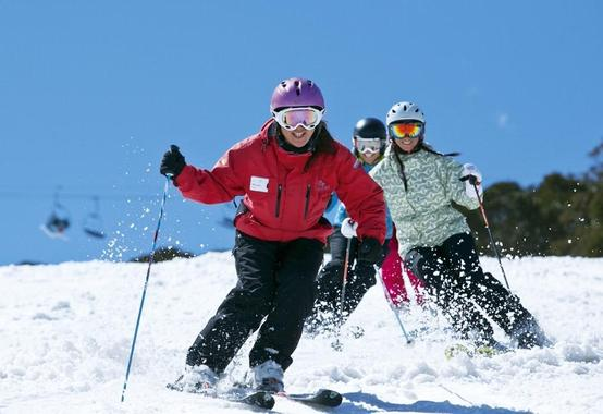 Ski Lessons for Adults of All Levels - Holidays