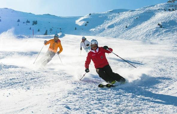 Ski Lessons for Adults - With Experience