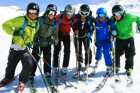 Adult Ski Lessons + Ski Pass for Beginners