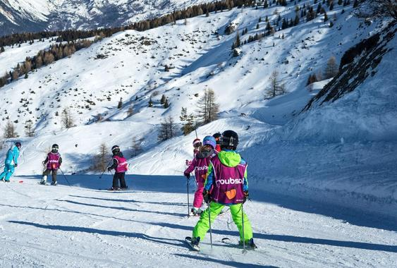 Ski Lessons for Kids (5-14 years) - March 1-6
