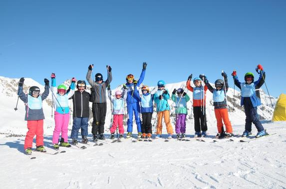 Kids Ski Lessons (4-14 y.) - Holidays - With Experience