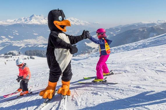 Ski Lessons for Kids & Teens (6-14 years) - With Experience
