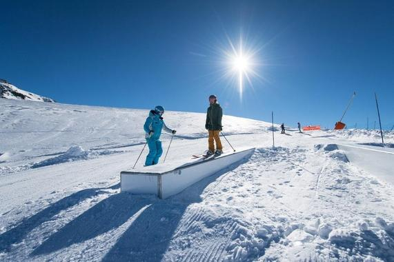 Ski Lessons for Teens (from 14 years) - Advanced