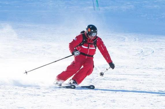 Private Ski Lessons for Adults in Jochberg