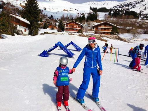Private Ski Lessons for Kids (from 2 y.)