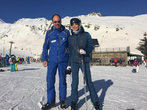 Adult Ski Lessons for All Levels - High Season