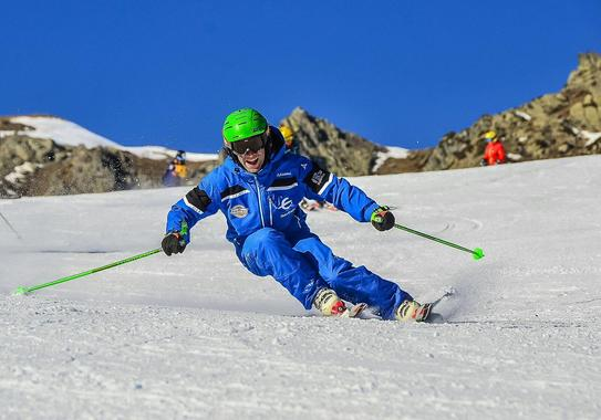 Adult Ski Lessons for All Levels - Low Season