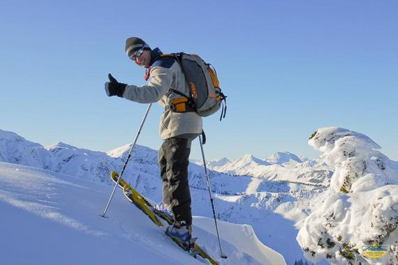 Private & Groups Ski Touring Guide Kitzbühel - All Ages