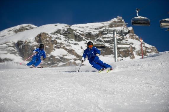 Adult Private Ski Lessons - All Levels - Morning