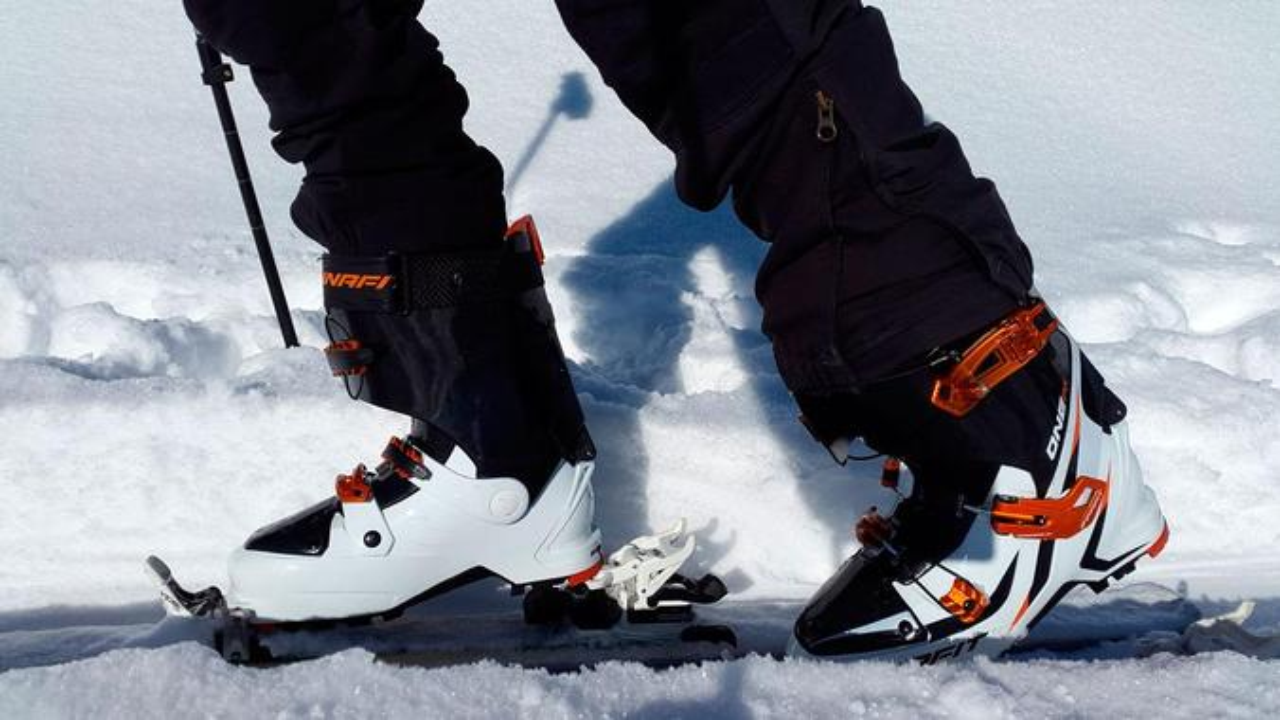 Ski Touring Guide for Advanced
