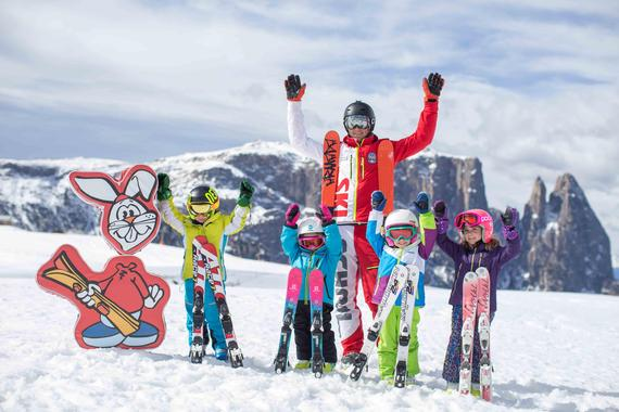 Ski Lessons for Kids (3-6 years) - First Timer