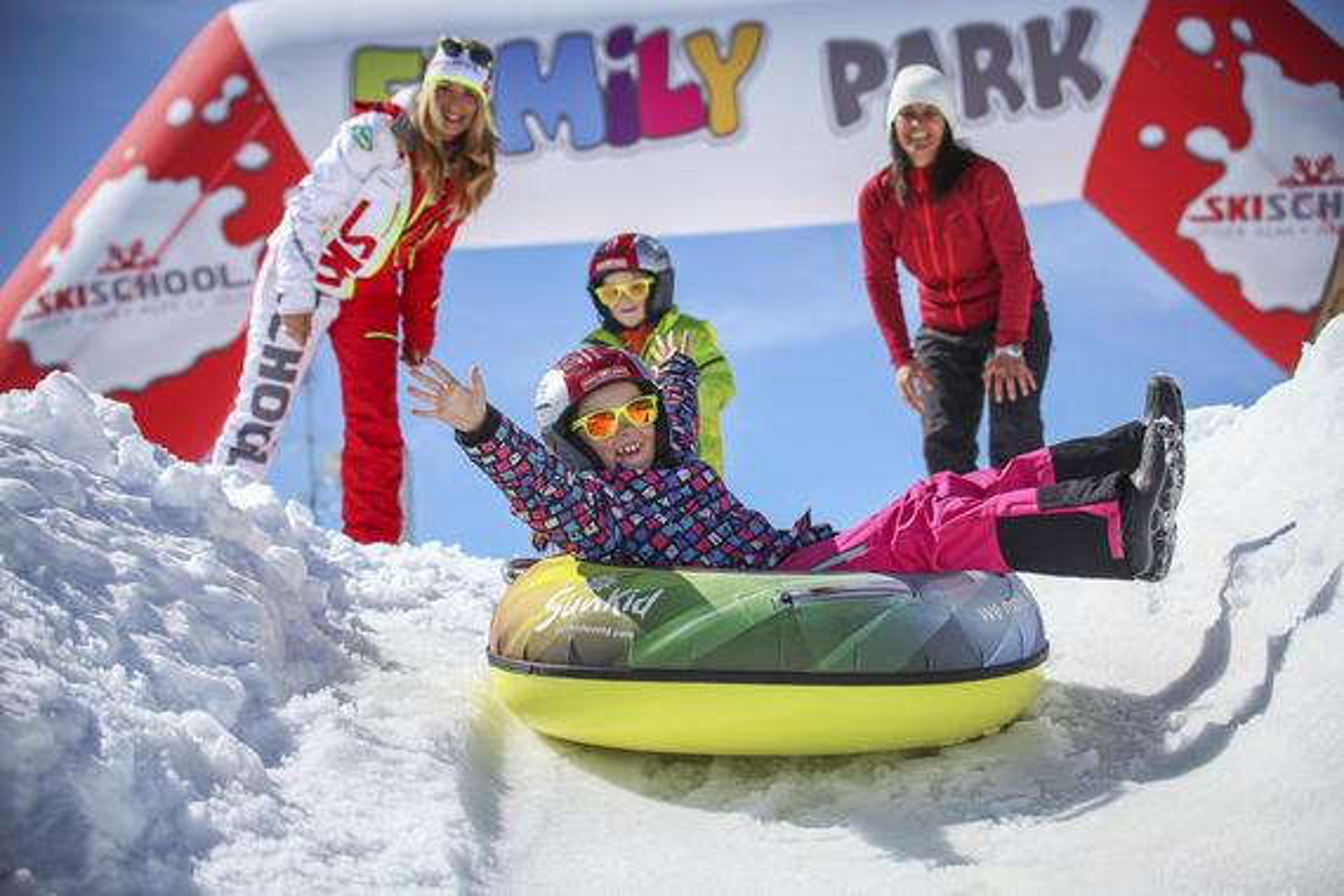Ski Kindergarten (3-7 years)