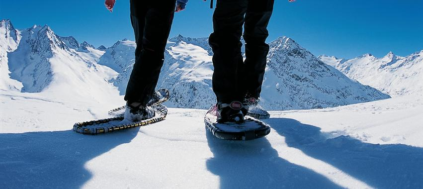 Snowshoeing Group - All Levels