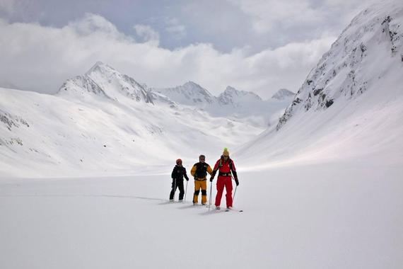 Ski Touring Guide - Beginners