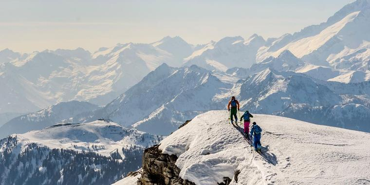 Private Ski Guide in Kitzbühel Alps