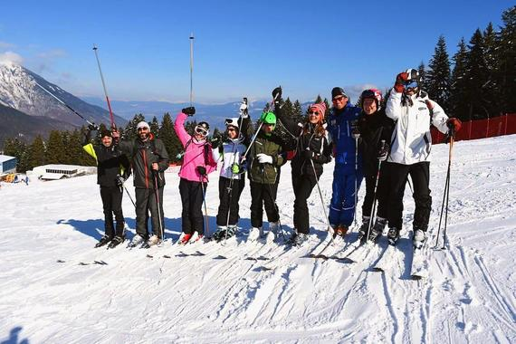 Ski Lessons for Adults - Holidays - Beginner