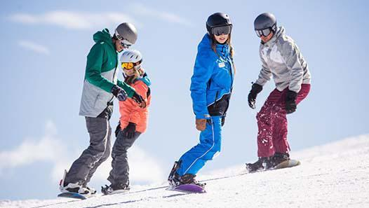 Snowboarding Lessons for Kids and Adults of All Levels
