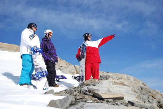 Snowboard Lessons ?Fun Package? for Adults - Advanced