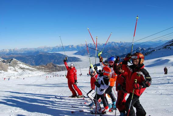 Ski Lessons ?Fun Package? (4-15 years) - Advanced