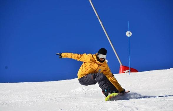Snowboard Lessons (from 14 y.) for All Levels - Low Season