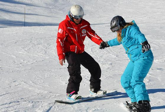 Private Snowboarding Lessons for All Ages & Levels