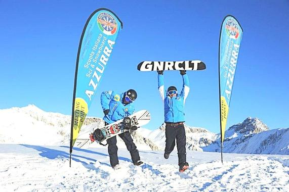 Snowboarding Lessons for Kids & Adults - All Levels