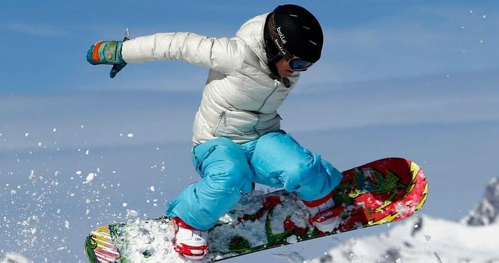 Snowboarding Lessons for Kids (8-12 years) - All Levels