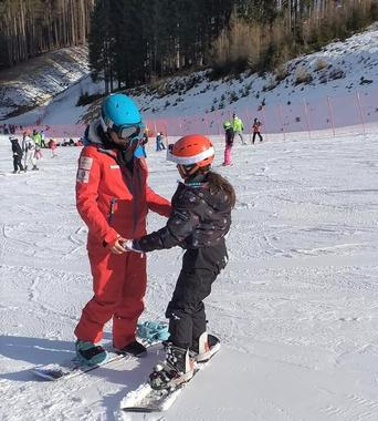Snowboarding Lessons for All Levels