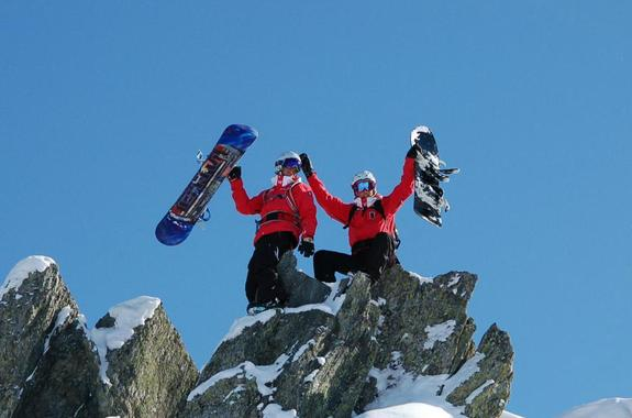 Snowboarding Lessons for Kids & Adults - With Experience