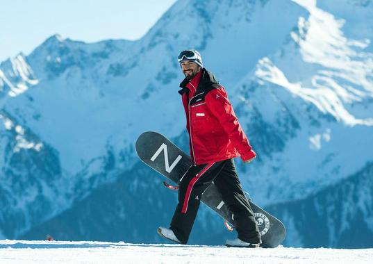 Snowboarding Lessons for Kids & Adults for First Timers
