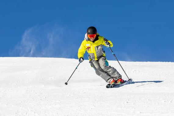 Ski Instructor Private for Kids (5-14 years) - All Levels