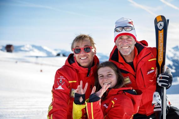 Ski Lessons for Adults - Beginners