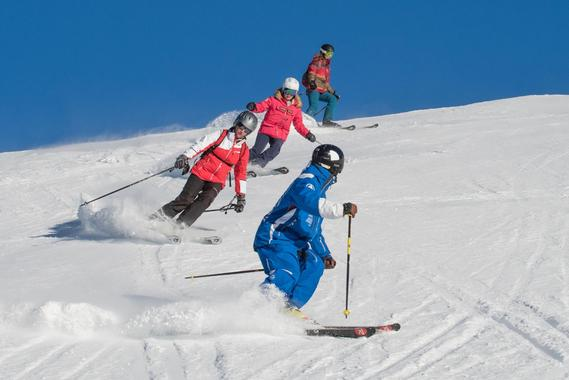Adult Private Ski Lessons - All Levels - Full day
