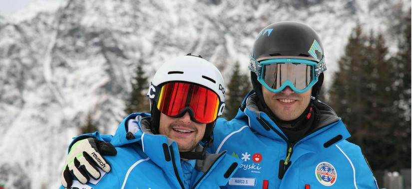 Adults Ski Lessons for All Levels  - Weekend