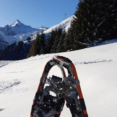 Private Snowshoeing Tour