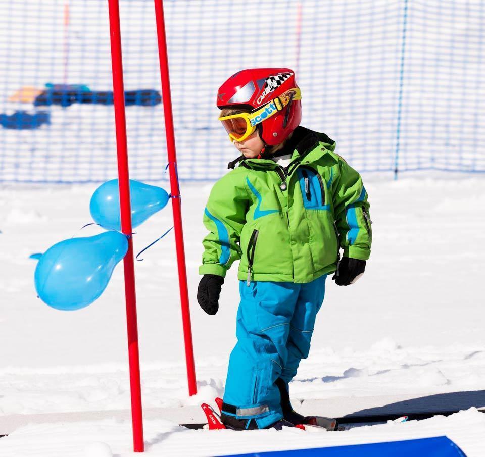 Trial Kids Ski Lessons