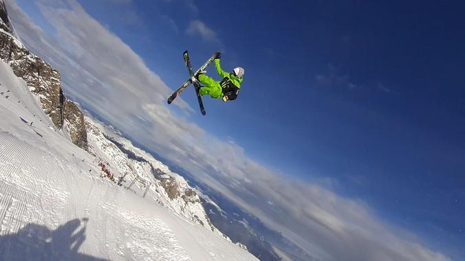 Private Freestyle Skiing Lessons for All Levels