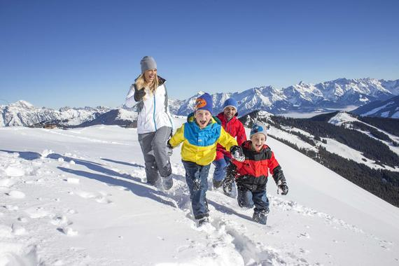 Snowboard Instructor Private for Families - All Levels