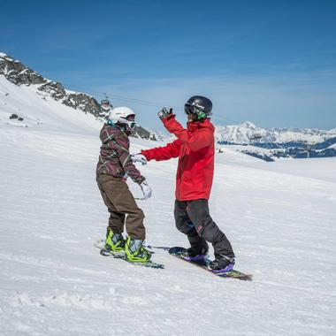 Snowboard Lessons ?Fun Package? for Adults - All Levels